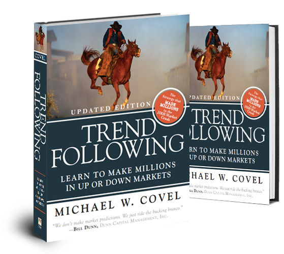 Forex Triple B: The Ultimate Trading System with Michael Covel - Trend Following
